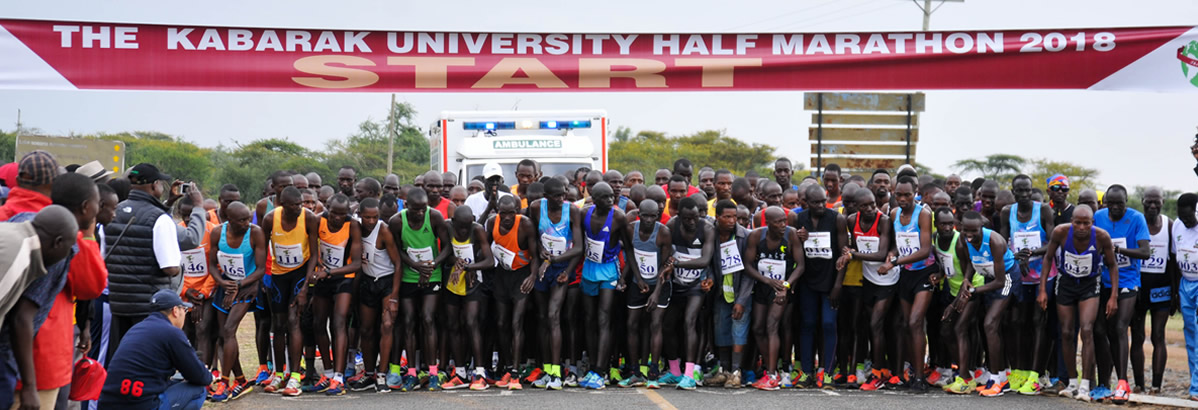 Kabarak Half Marathon